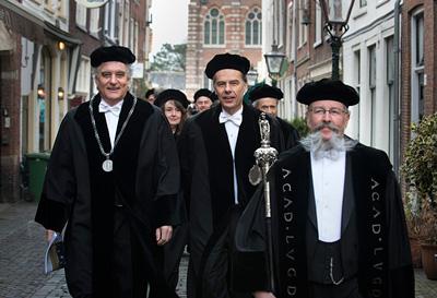 Diesviering van de Universiteit Leiden