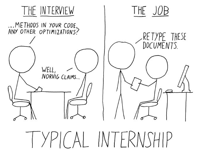 Weer een baan als student