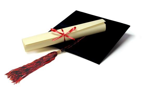 Hoera, diploma! Enzo.