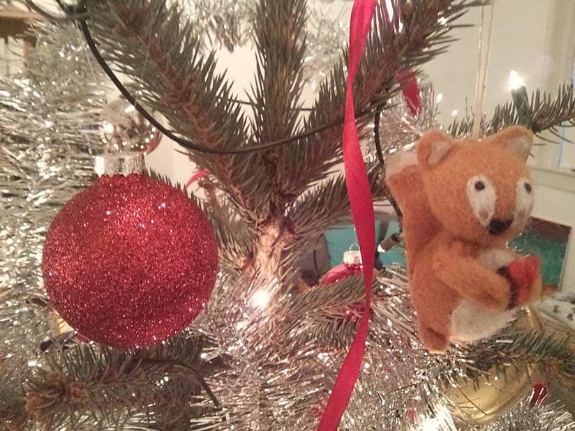 Salut kerstboom!