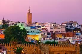 Ik heb een tante in Marokko en die komt…