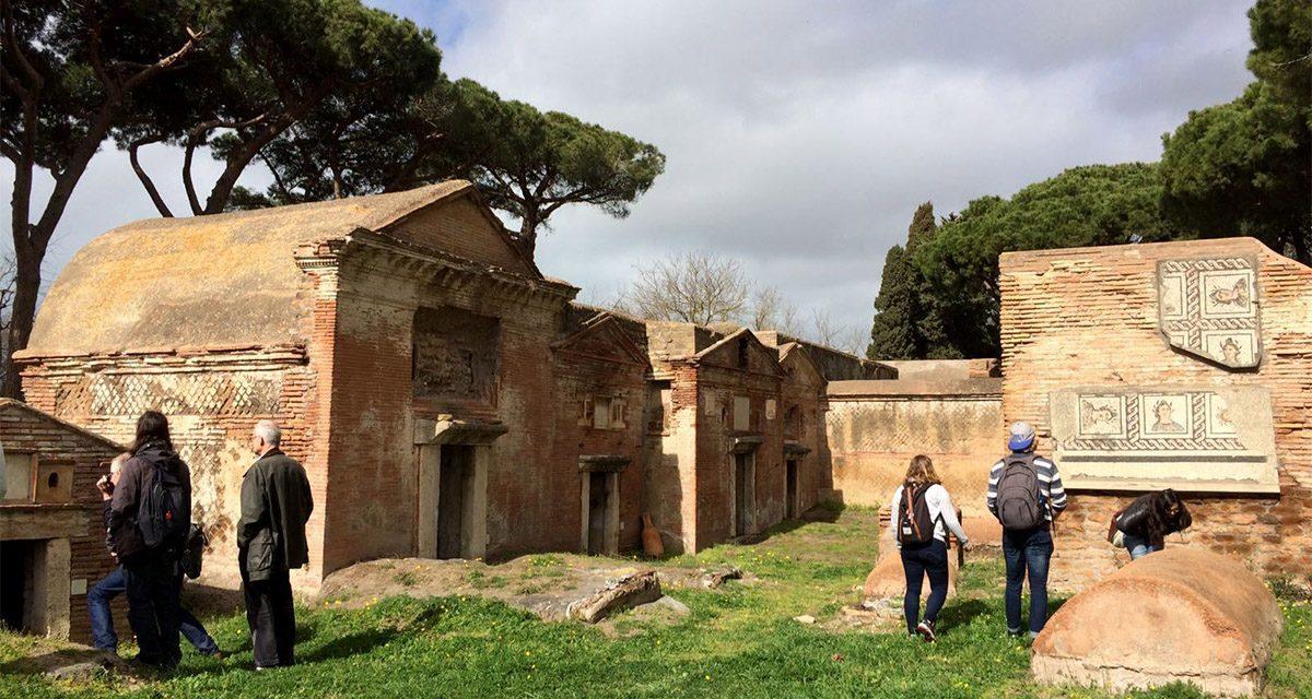 Studievakantie in Rome