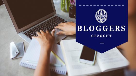 Het Leids Kwartiertje zoekt bloggers!