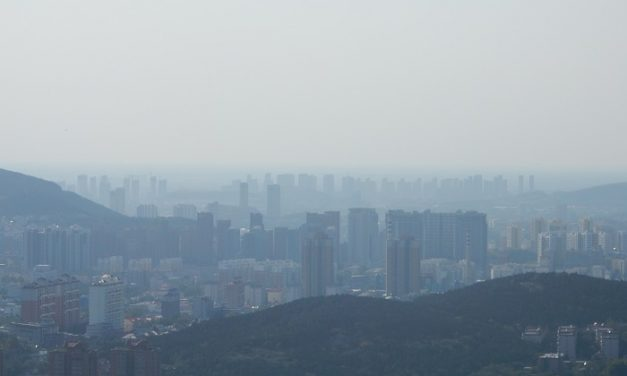 Blauwe lucht in China: utopie of werkelijkheid?