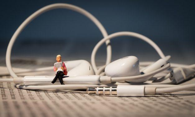 Podcasts: boeken voor de niet-lezers