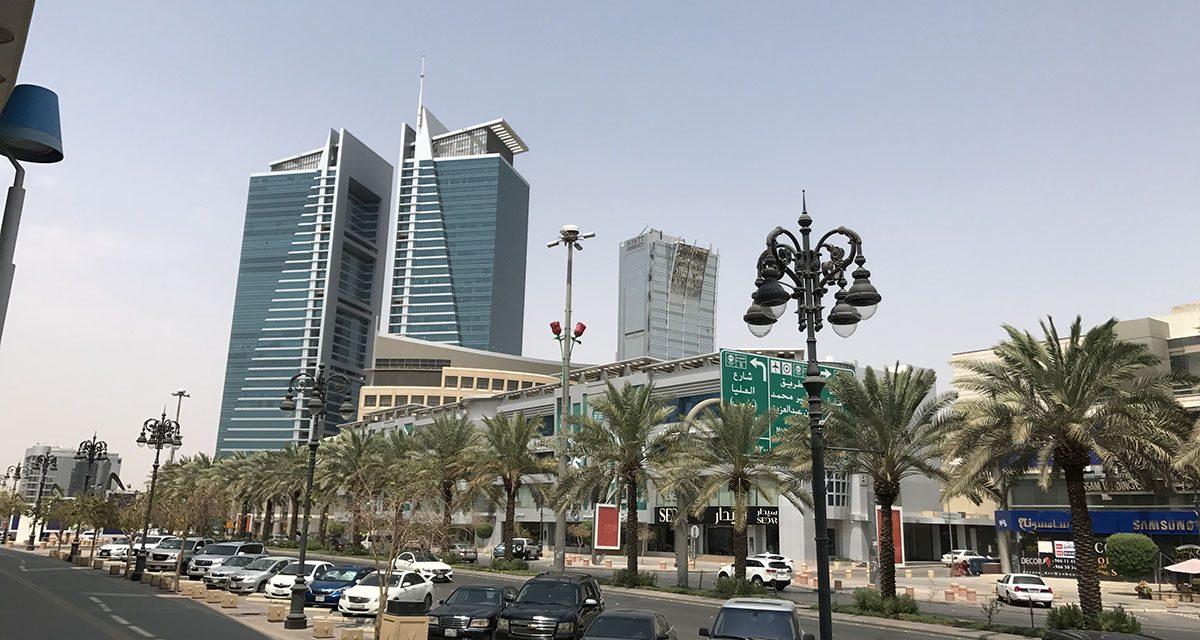 Tempus fugit; de tijd vliegt in Saudi-Arabië