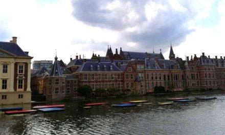Mondriaan in Leiden en Den Haag: 100-jaar De Stijl