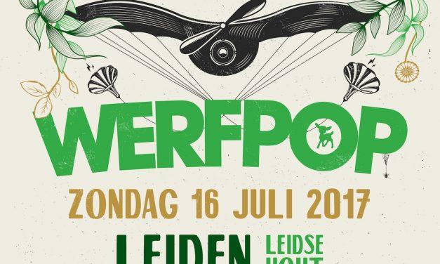 Werfpop Leiden: festival van muziek en mensen
