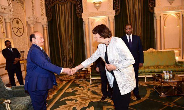 Mijn eerste ontmoeting met een staatshoofd