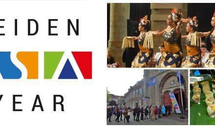 Leiden Asia Year: opening van de nieuwe Asian Library