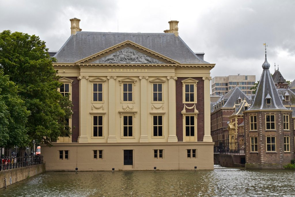 De collectie van Het Mauritshuis is niet groot maar wel indrukwekkend