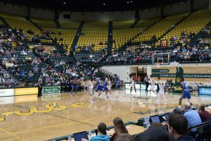 William and Mary basketbal