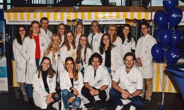 Werken op de Open Dag: ' wil jij ook Geneeskunde studeren?'