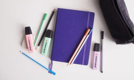 Hoe mijn Bullet Journal mij helpt studeren (+handige tips!)