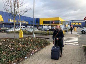 IKEA Londen eerste week