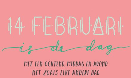 Valentijnsdag: the morning after