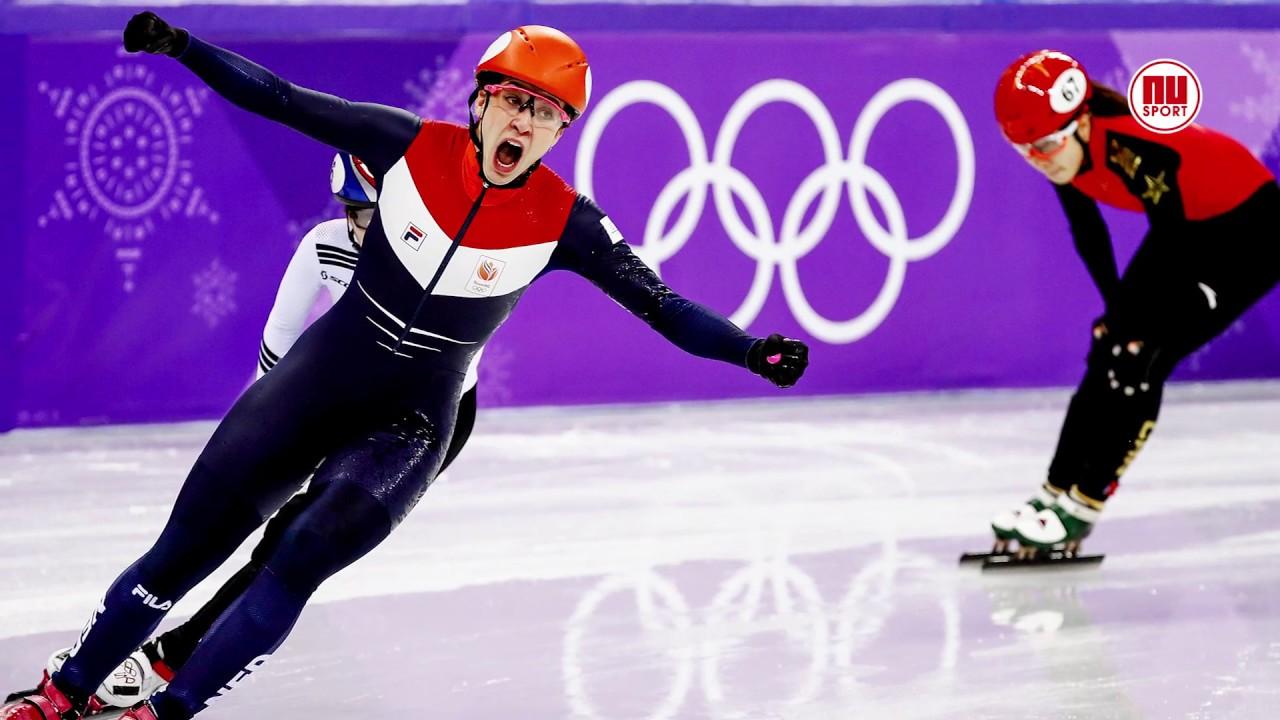 Dankzij mijn saaie scan-klusje zag ik toch mooi hoe Suzanne Schulting olympisch kampioen werd!