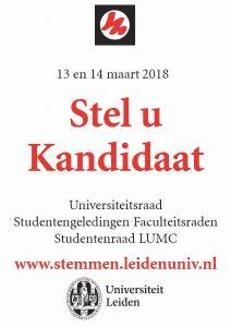 Poster verkiezingen FR/UR