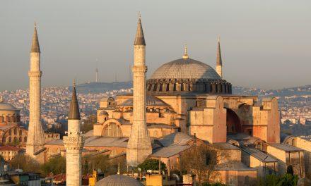 Scriptie in Istanbul