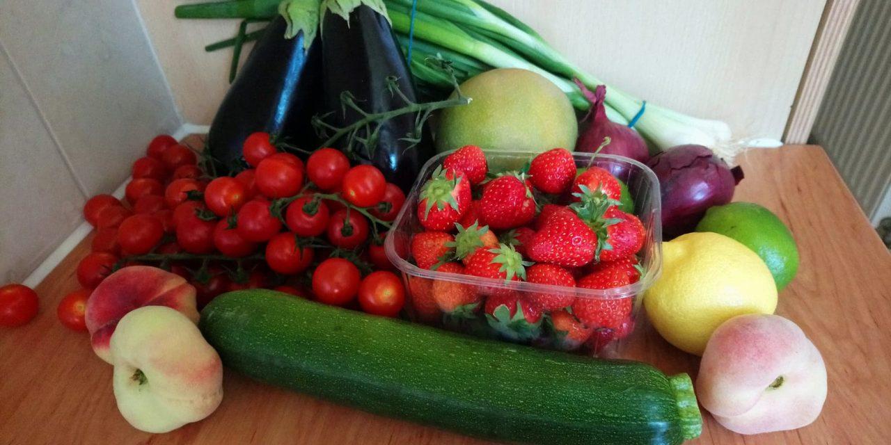 Tientallen euro's besparen op groente en fruit