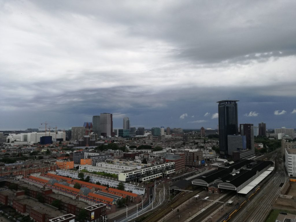 Niet verkeerd dat Den Haag