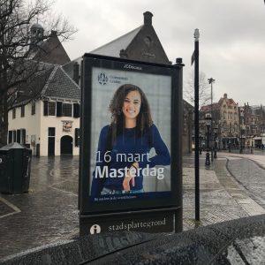 Masterdag Poster Utrecht