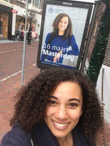 Masterdag 16 maart selfie