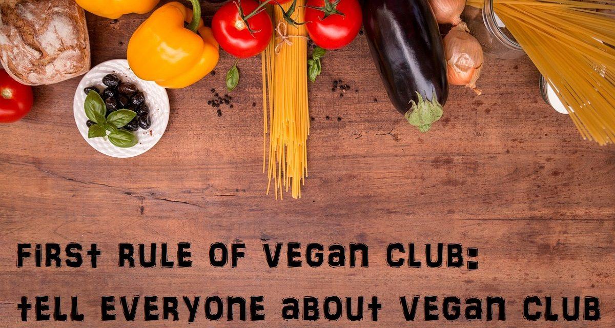 Het leven van een part-time veganist