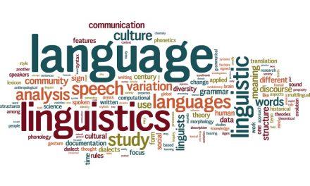 Een mysterie ontrafeld: je leert geen taal bij Taalwetenschap