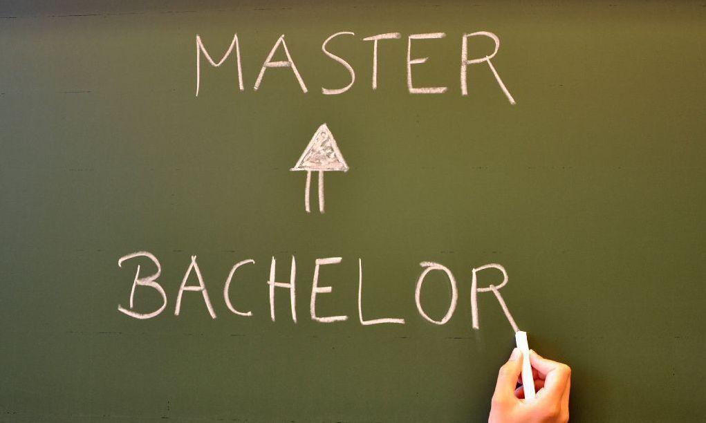 Van bachelor naar master: de verschillen
