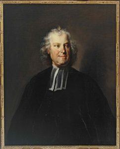Portret van Herman Boerhaave