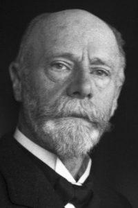 Portret van Einthoven
