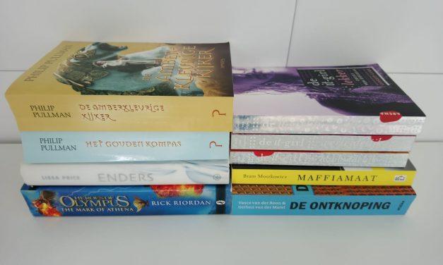 Gratis boeken bij de Boekenzolder