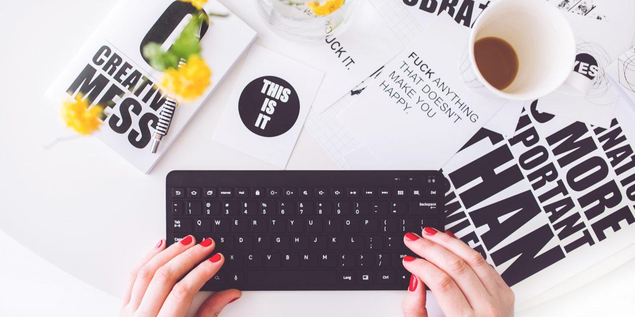 Waarom ik kies om te bloggen als bijbaan