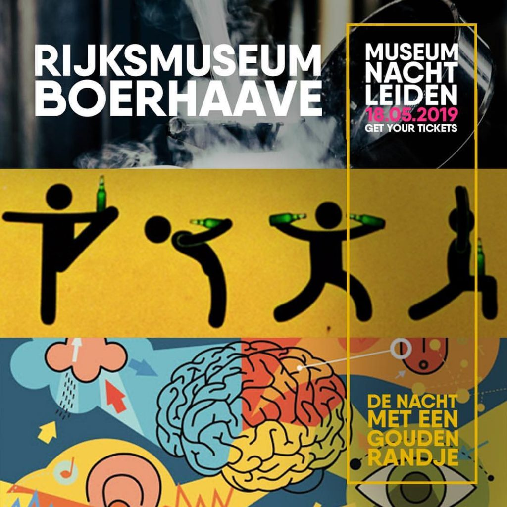 museumnacht leiden museum Boerhaave