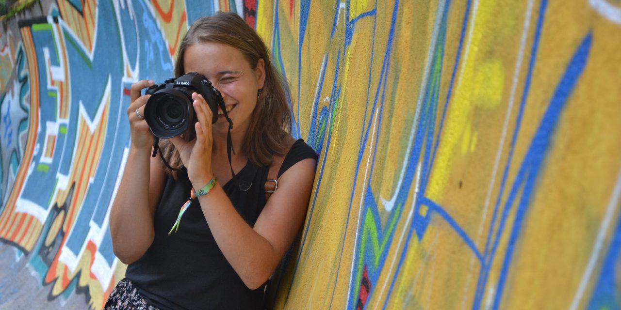 Fotograferen onder de douche? Volg een vak aan de kunstacademie!