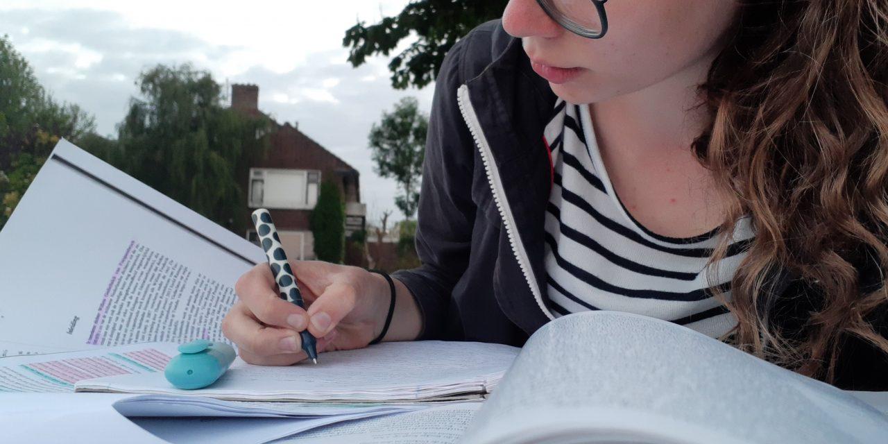 5 tips om te leren voor een herkansing