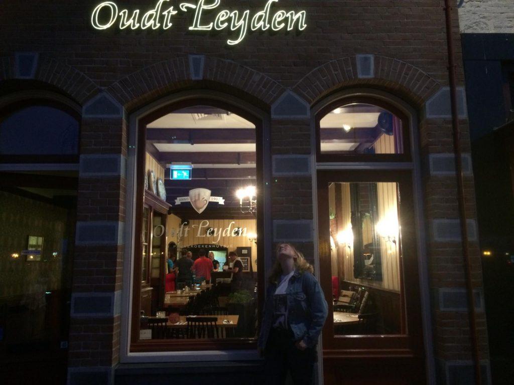 't Pannenkoekenhuysje Oudt Leyden in Leiden heeft glutenvrij eten.