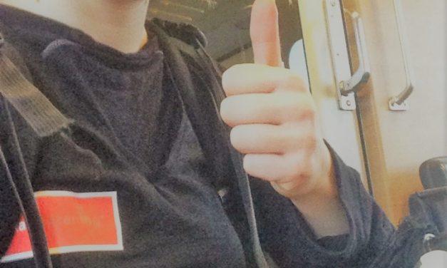 Blog de bijbaan #2: Knaken maken in de railcatering
