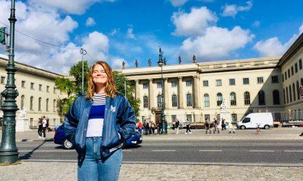 Auf Wiedersehen! Van Leiden naar Berlijn: studeren in het buitenland.