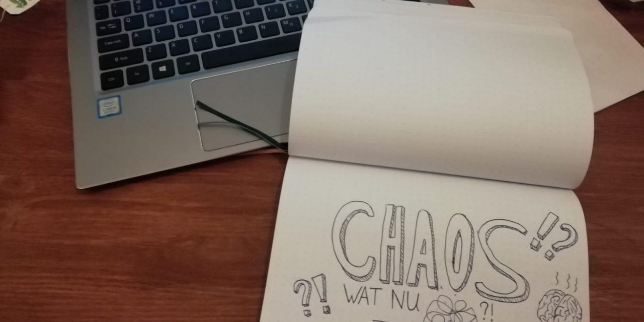 Adem in, adem uit: 4 tips tegen chaos