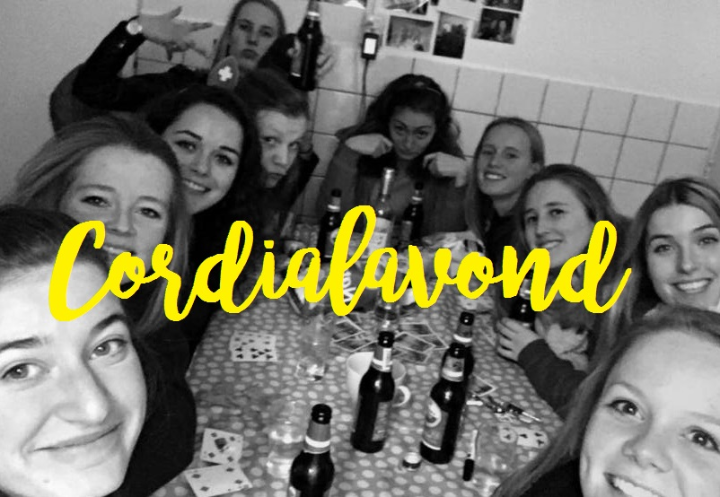 Cordialavond: Over hoe ik het overleef om  elke maandag met 16 meiden te eten