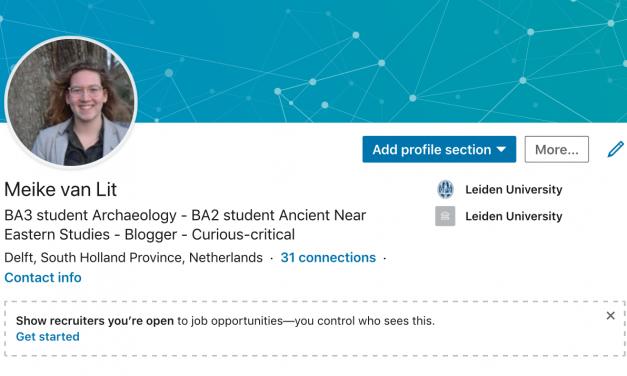 LinkedIn: zo bouwde ik een goed profiel!