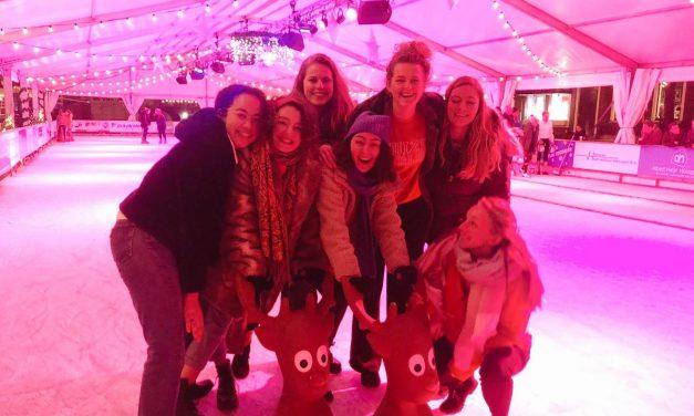 Ik deed mee met het Ketel Curling Toernooi