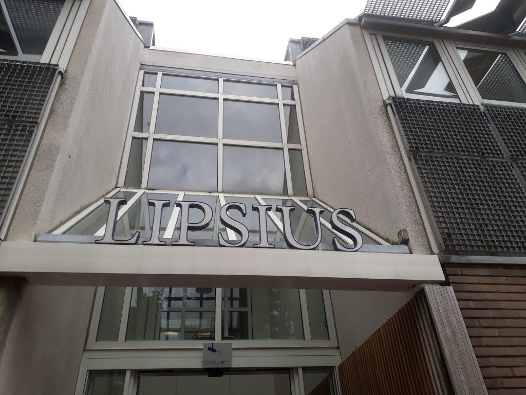 Universiteit Leiden Lipsius. Alfawetenschappen.