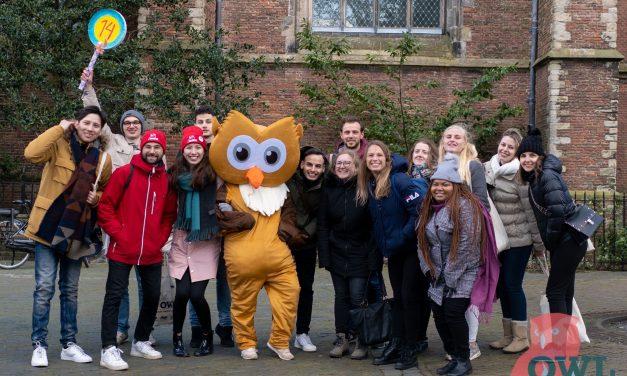 Mijn ervaring als Winter OWL-guide!