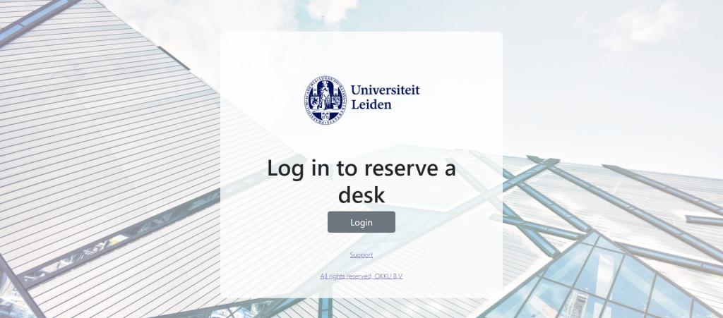 reserveer een studieplek online om te gaan studeren in een van de bibliotheken